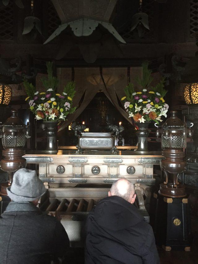 京都のパワースポット 清水寺 本堂