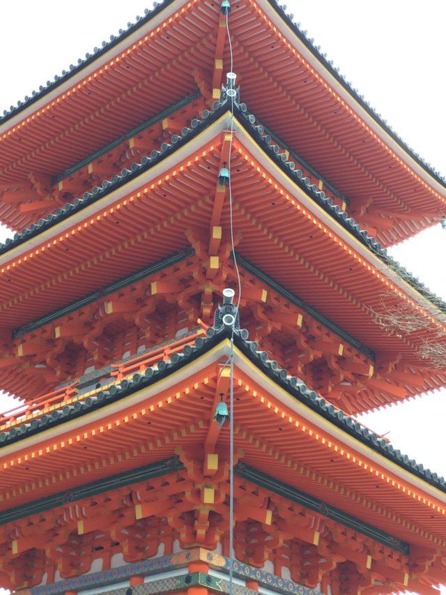 京都のパワースポット 清水寺
