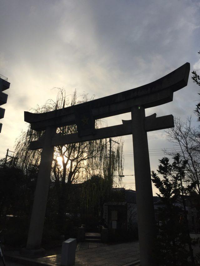 京都 パワースポット 晴明神社 安倍晴明